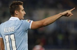 Lazio - Klose, la storia continua