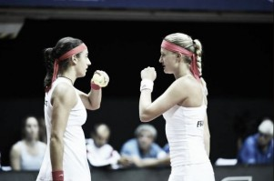 Fed Cup 2016: Czech Republic and France advance to final