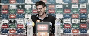 """Katsikaris: """"Va a ser complicado ganar si no jugamos un partido muy completo"""""""