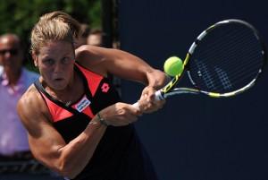 WTA Madrid: la Knapp si arrende allo strapotere della Halep