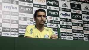 """Jean destaca força do Palmeiras na luta pelo título: """"Somos o time a ser batido"""""""