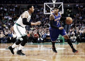 Pretemporada NBA: New York Knicks vs Boston Celtics en vivo y en directo online