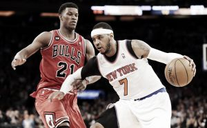 Resultado New York Knicks - Chicago Bulls (80-104)