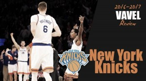 2016-17 NBA Team Season Review: New York Knicks