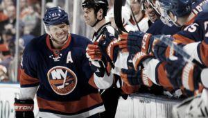 Los Islanders pierden a Okposo durante un par de meses