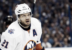 Kyle Okposo picks the Buffalo Sabres as his new home