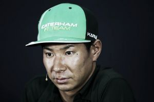 """Kamui Kobayashi: """"Al menos puedo anunciar que estamos aquí y vamos a correr esta semana"""""""