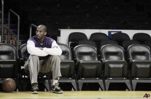 Kobe Bryant no jugará el viernes ante los Kings