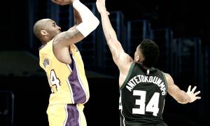 Antetokoumpo quiere entrenar con Kobe Bryant
