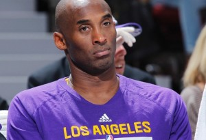 Kobe Bryant, más sombras que luces