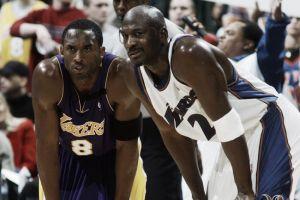 Kobe Bryant quiso fichar por los Wizards en 2004 para jugar con Michael Jordan