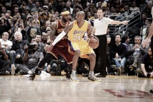Kobe Bryant, más generoso que nunca