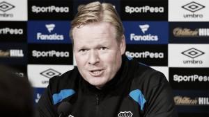 """Koeman: """"El Tottenham es uno de los equipos más fuertes"""""""