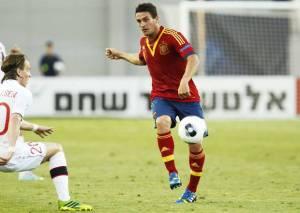 Koke, convocado con la selección absoluta frente a Ecuador
