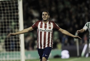 Betis Sevilla 0 - 1 Atletico Madrid: Guests with another dominate performance