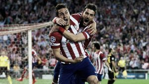 Koke excited for Champions League final
