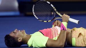 El futuro del tenis australiano se escribe con 'K'