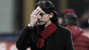 """Inzaghi: """"Sconfitta ingiusta, ho la fiducia della società"""""""