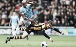 Hull City - Manchester City: cuestas opuestas