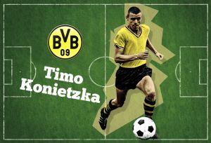 O gol de Konietzka: história que une Borussia Dortmund e Werder Bremen