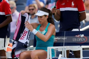 US Open 2017: Konta suffers shock defeat to Aleksanda Krunic in opening round