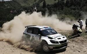 Victoria con sabor a campeonato para Kopecký en el ERC Sibiu Rally