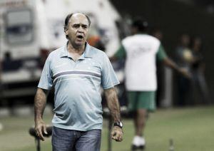 """Marcelo Oliveira valoriza empate do Cruzeiro ante Mamoré: """"Nos deu a liderança do campeonato"""""""