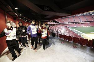 El Athletic, con la Korrika