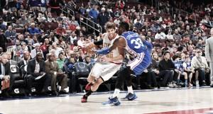 Atlanta Hawks cruise to 104-72 win over Philadelphia 76ers