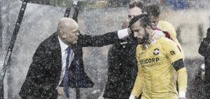 Kostas Lamprou, sancionado con un partido de suspensión
