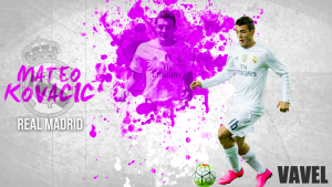 Real Madrid 2016/17: Mateo Kovacic