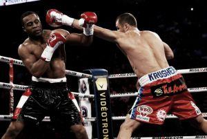 Krusher Kovalev stops Pascal to retain belts