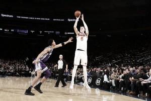 NBA, i New York Knicks sulle spalle di Kristaps Porzingis