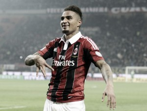Kevin-Prince Boateng back at AC Milan