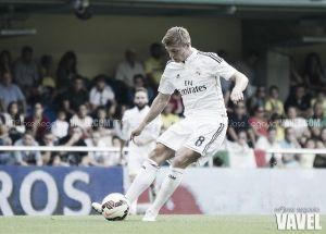 """Kroos: """"No pensé que me sentiría tan bien en tan poco tiempo en Madrid"""""""