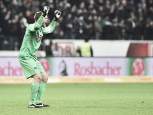 Thomas Kraft extends contract with Hertha Berlin