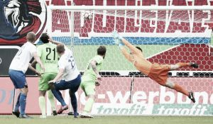 1. FC Heidenheim 2-2 Erzgebirge Aue: Magic Männel can't save valiant Violets from relegation