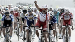 Kristoff continues great form in Oman