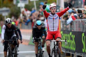Volata a Saint-Etienne, Kristoff batte Sagan