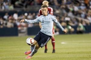 Krisztián Németh to make MLS return in New England Revolution colors