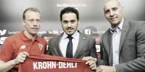 "Krohn-Dehli: ""Creo que se ha fichado muy bien"""