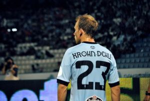 Krohn-Dehli vuelve a estar disponible