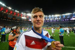 Kroos is close to his 'dream move'