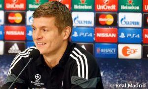 """Kroos: """"Nuestro objetivo es claro: conseguir la semifinal como sea"""""""
