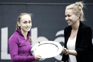 Em Hertogenbosch, Krunic supera Flipkens em três sets e vence primeiro título na carreira