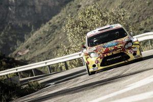 Kruuda se lanza a por el WRC2 con un Citroën DS3 R5
