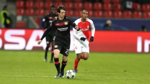 Robbie Kruse departs Bayer Leverkusen for China