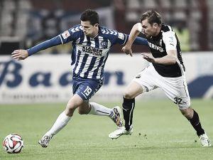 Karlsruher SC 1-1 SV Sandhausen: Stiefler cancels out Manuel Torres' opener