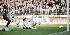 Karlsruher SC 3-0 SV Sandhausen: The Baden Derby finishes with a bang
