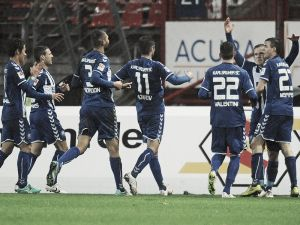 Karlsruher SC 4-1 FSV Frankfurt: Hennings grabs another brace as KSC reclaim 2nd